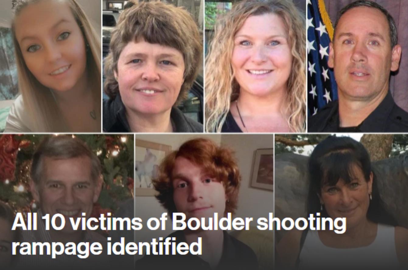 USA. 21-letni muzułmanin z Syrii zastrzelił 10 osób w sklepie w Kolorado.