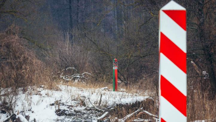 Kilkunastu muzułmanów próbowało nielegalnie przekroczyć granicę z Białorusią